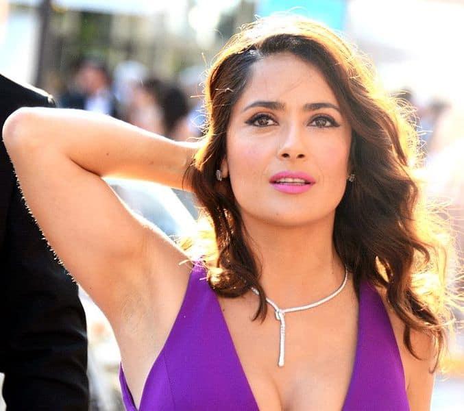 Salma Hayek Cannes 2015