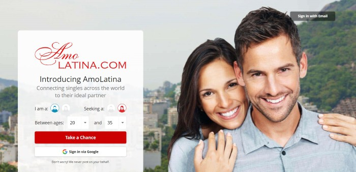 Sign In To Amolatina to date argentine singles