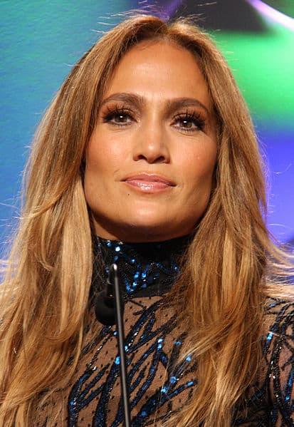 Jennifer Lopez Most Beautiful Puerto Rican Woman